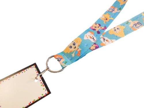 Baby Bubble Guppies Party Favors - 12 pc Lanyard