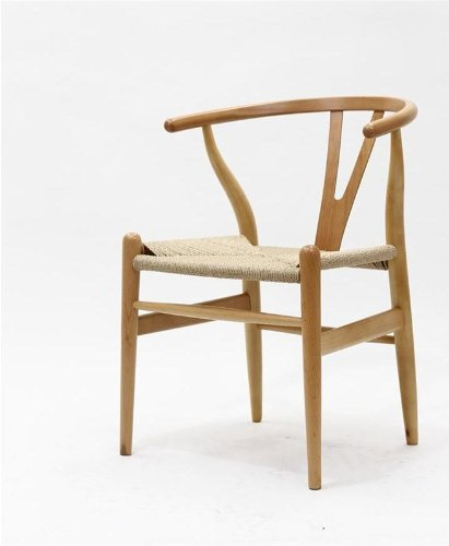 Order here traditional natural wood amish dining chair for Natural wood dining chairs