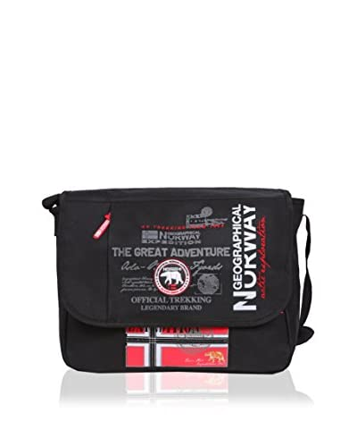 Geographical Norway Messengertasche Flag