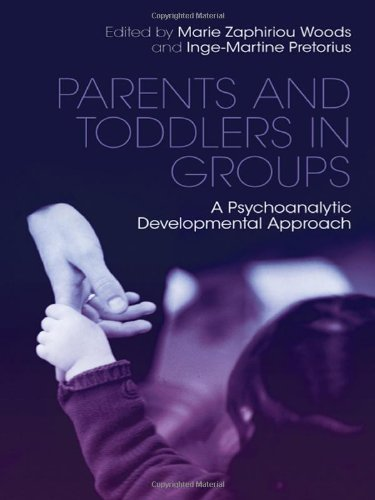 Parents And Toddlers In Groups: A Psychoanalytic Developmental Approach front-1045497