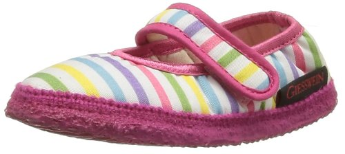 Giesswein Girls' Lippetal Slippers Pink Rose (Orchidee) 30