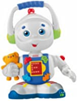 Fisher Price - W4742 - Jouet d'Eveil et Premier Age - Toby le Robot - Bilingue