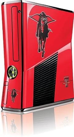 Skinit Texas Tech Red Raiders Vinyl Skin for Microsoft Xbox 360 Slim (2010)
