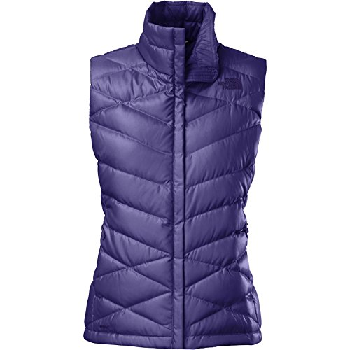 The North Face Aconcagua Down Vest - Women's Garnet Purple, XL