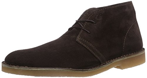 SELECTED - SHLeon Boot NOOS H, polacchine  da uomo, marrone(braun (demitasse)), 42