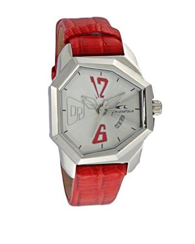 Chronotech Reloj de cuarzo Alterego Rojo 36  mm