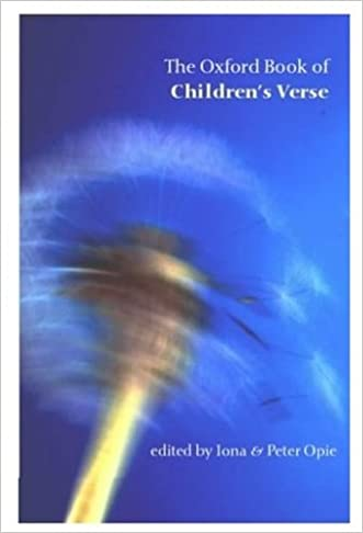The Oxford Book of Children's Verse (Oxford Books of Verse)