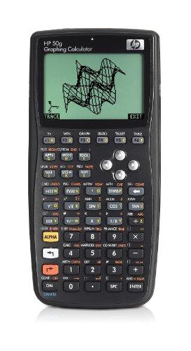 Hewlett Packard HP50G Graphing Calculator