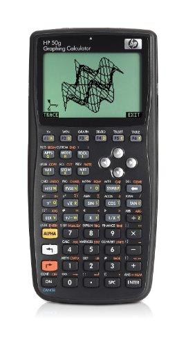 Hp 50G Graphing Calculator front-1053409