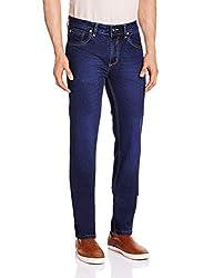Blumerq Men's Slim Fit Jeans (8907041098893_ISLAND A 1502W_30_05/Medium Wash)