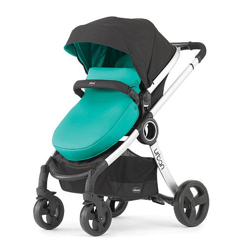 Chicco Urban Stroller - Emerald front-1014843