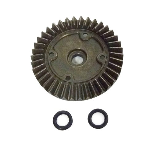 Iron Track Atomik RC 38T Diff Crown Gear Set for Iron Track Tanto 4WD RC Buggy Vehicle