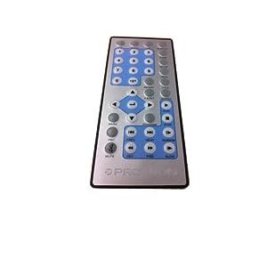 Protron DVD Remote Control