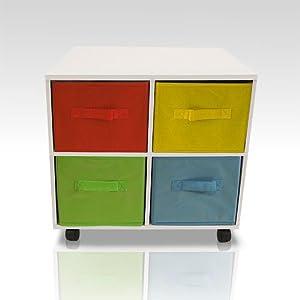 kinderregal holz regal spielzeugregal boxen spielzeug. Black Bedroom Furniture Sets. Home Design Ideas