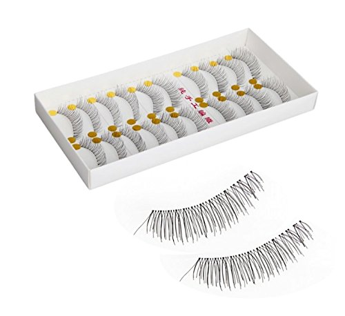 10 Pairs Same False Eyelashes 217# by MarbellStore (Femme 450 compare prices)