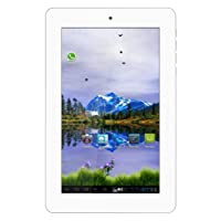 Byond Mi-Book Mi7 Tablet (WiFi, 3G, Voice Calling), White