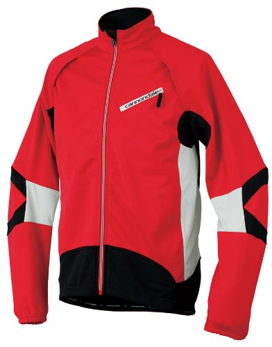 (キャノンデール)Cannondale スライス ウォーマー ジャケット RED 9JM50