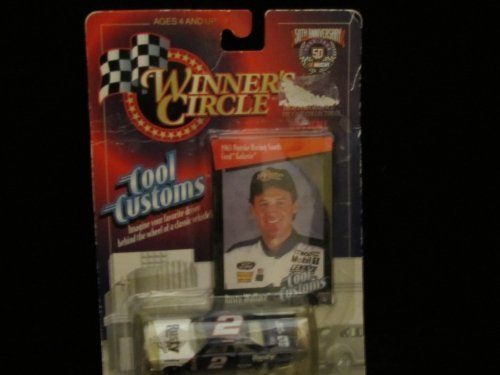 Rusty Wallace #2 1998 1:64 Scale Winner's Circle Die Cast Collectibles - 1