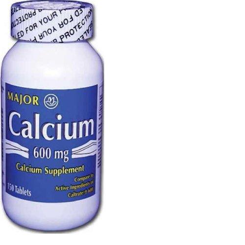 Calcium Carbonate, Tablet, 600Mg, 150Ct