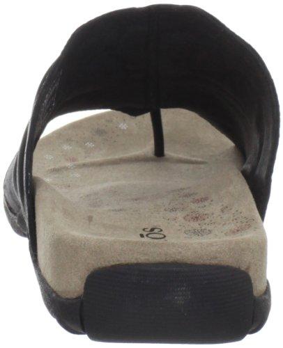 Taos Women's Gift Sandal,Black,10 M US