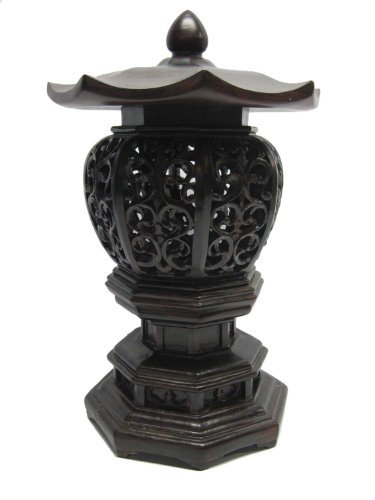 EasyPro JLB11 Japanese Lantern, Brown