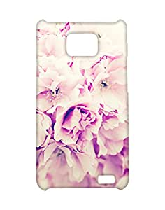 Mobifry Back case cover for Samsung I9100 Galaxy S II Mobile ( Printed design)
