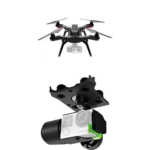 3DR-Solo-Aerial-Drone-3-Axis-Gimbal-for-GoPro-Camera-Bundle