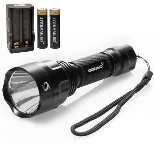 3000 Lumen Led Flashlight