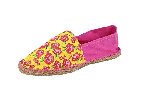 Pantofole Chiuse Donna Esterno De Fonseca ELIA8 STAMPATO 40