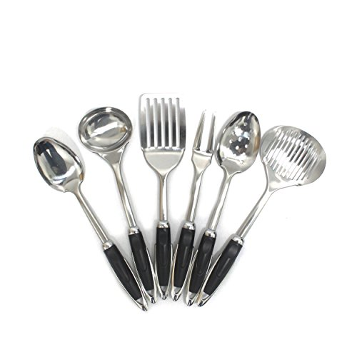 kitchen stainless utensil tool set 7 pieces