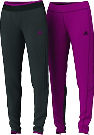 Amazon.com: adidas Women's Tiro Reversible Pant (Black ...