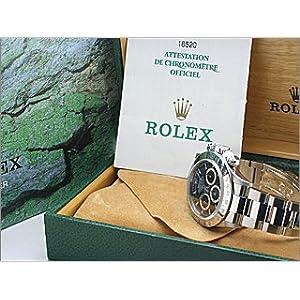 ROLEX デイトナ Ref.16520 ブラック [中古]