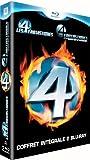 Image de Les 4 fantastiques + Les 4 fantastiques et le Surfer d'Argent [Blu-ray]