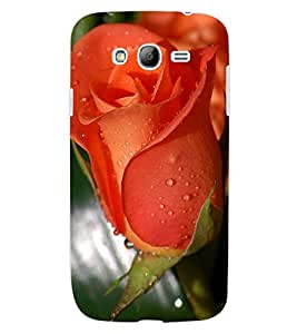 ColourCraft Rose Design Back Case Cover for SAMSUNG GALAXY GRAND I9082