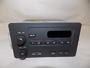 00 05 chevy venture cavalier malibu impala radio 2001 2002. Black Bedroom Furniture Sets. Home Design Ideas