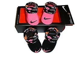 Nike Newborn Baby Booties , Size 0-6 Months