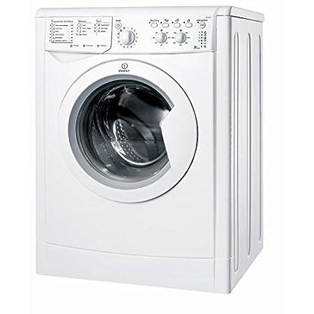 Indesit iwc5125fr - lave-linge 5kg 1200trs/min a+ blanc