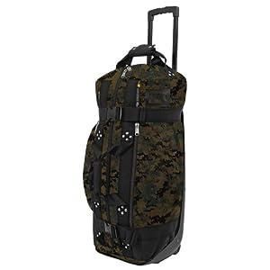 Club Glove Rolling Duffle II Bag : Desert Camouflage by Club Glove