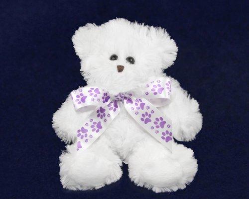 Animal Paw Print Teddy Bear (Retail)