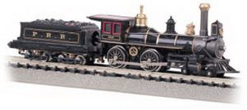Bachmann Trains American 4-4-0 and Tender - Pennsylvania Railroad