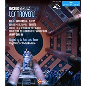 Berlioz Les Troyens Blu-ray 2011 by C Major