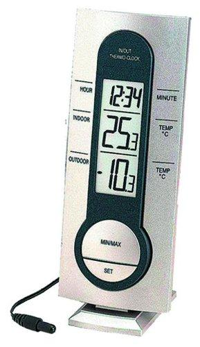technoline-wetterstation-ws-7033-mit-kabelsonde-uhrzeitanzeige-sowie-innen-und-aussentemperaturanzei