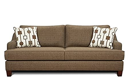 Chelsea Home Furniture Alamo Sofa, Wondrous Santa Fe with Crossbow Santa Fe Pillows