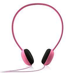 MTV: Ion Headphones - Pink