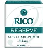 RICO リード レゼルヴ クラシック アルトサクソフォーン 強度:3(10枚入) RJR1030