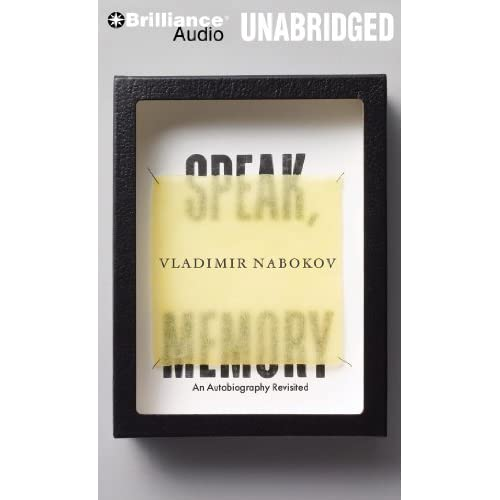 Vladimir Nabokov - Speak Memory: An Autobiography Revisited Audiobook