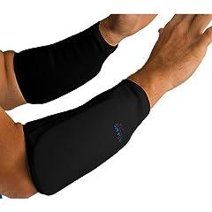 Buy Adams USA Junior Knit Football Forearm Pads by Adams Manufacturing