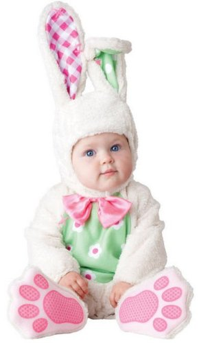 Costumes for all Occasions IC6047TL Baby Bunny Toddler 18-2t