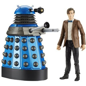 Doctor Who Twin Pack - Eleventh Doctor And Dalek