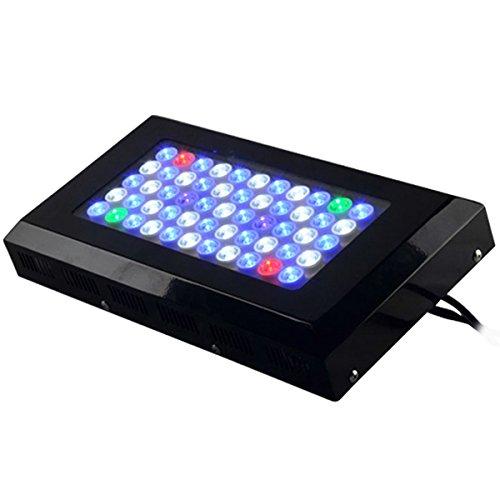 Wyzm(Tm) Full Spectrum 165W 55X3W Dimmable Aquarium Led Light Led Grow Light For Corals